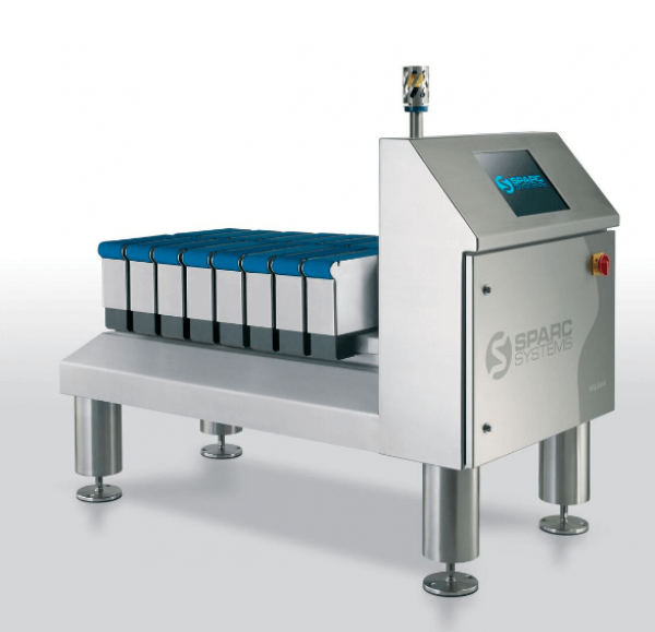Multilane weigher