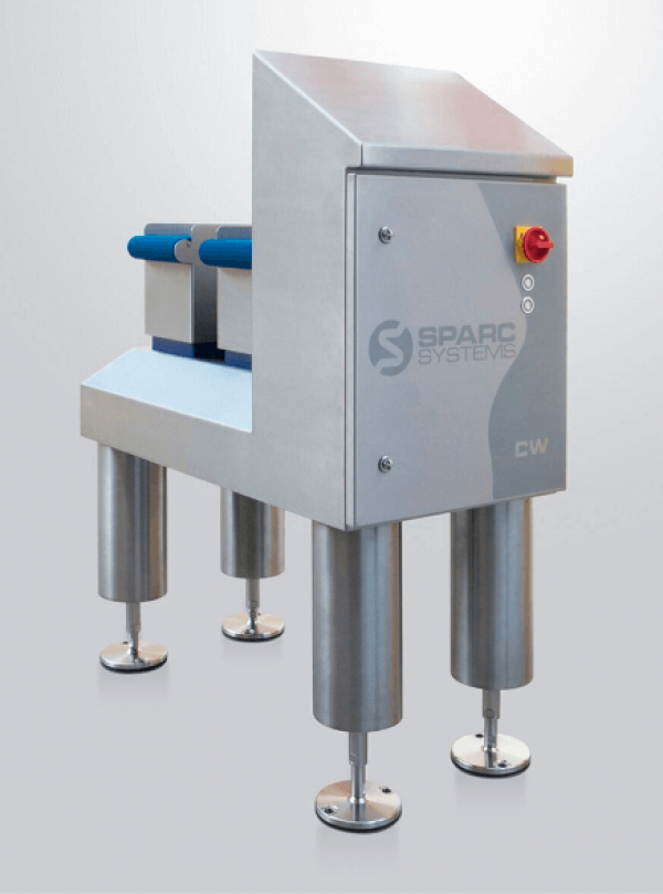 Mini control checkweigher