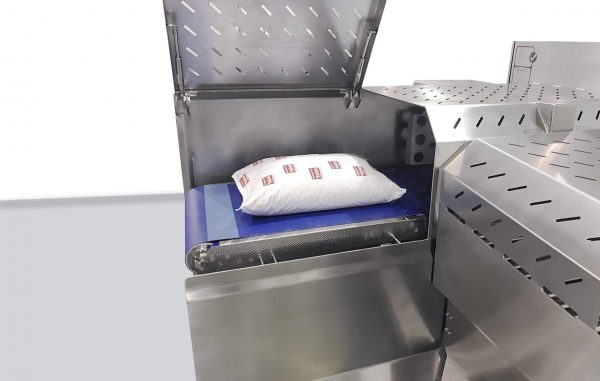 Heracles Checkweigher, Metal Detector & Packaging Inspection System