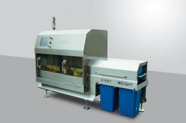 X-ray food inspection machine
