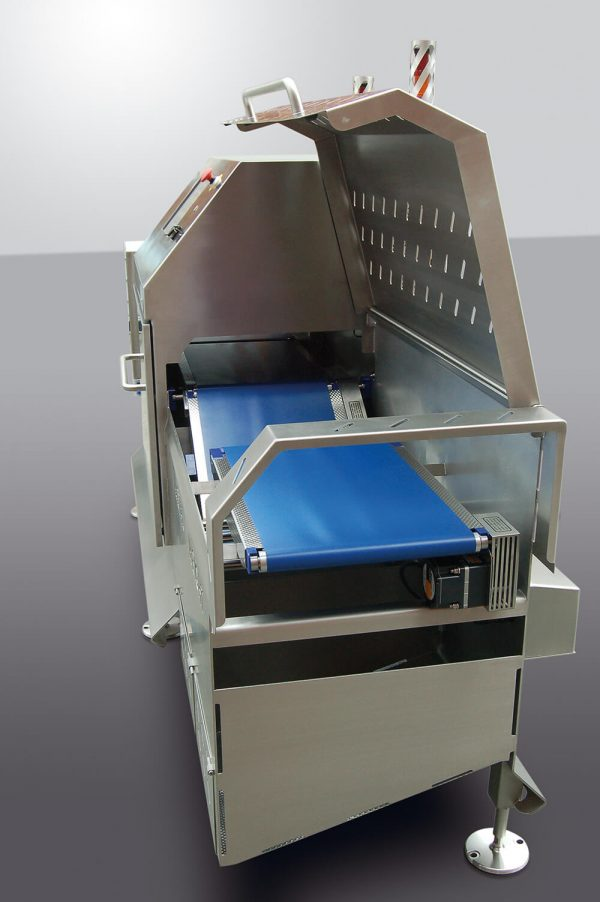Metal detection inspection and checkweighing system