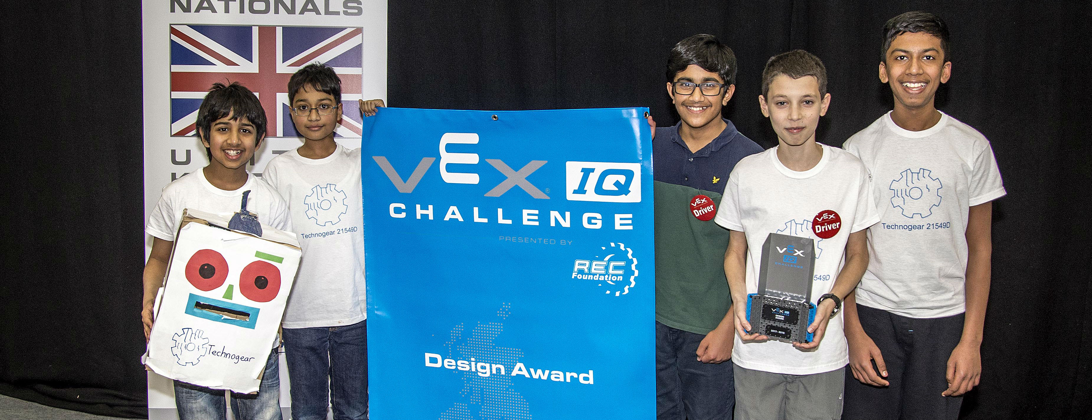 Sparc Systems is Proudly Supporting Young Engineering Team, Technogear